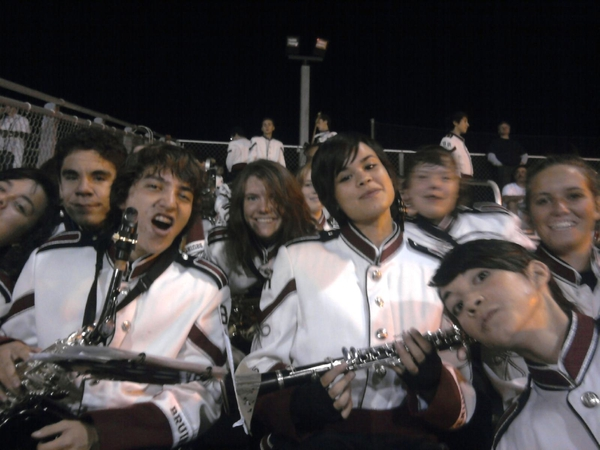 Homecoming Pep Band