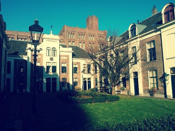 Sterrehof en Inktpot Utrecht