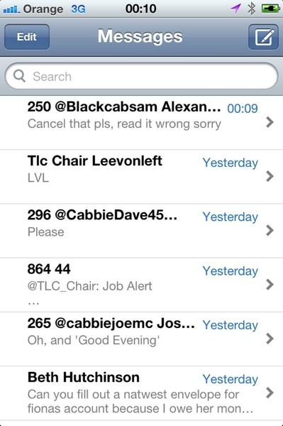 T5 to @cabbiedave45 as only 2 callers after 20 mins  Thx to @leevonleft for calling