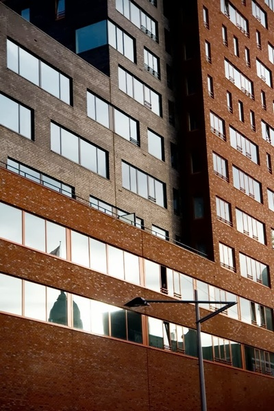 Spiegeling Hotel New York. #Rotterdam #wereldhavendagenn