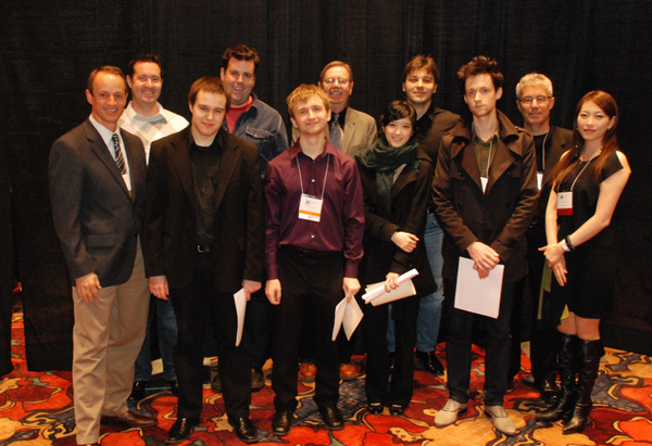 @PercussiveArts contest deadline is April 15. Be like the finalists from #PASIC11 and apply now! http://bit.ly/yi38gA
