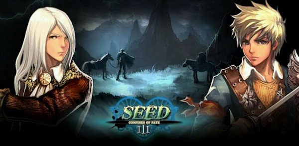 #Seed3 Review - 4 classes to choose from, equip (wearable) items on the fly. Big Areas Touch: 9 Gameplay: 10 #Android