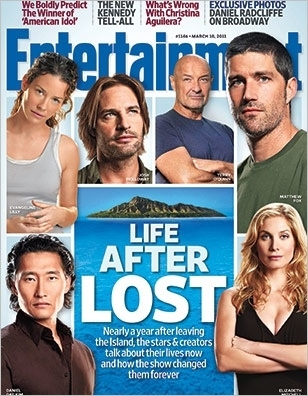 Nice cover @EW, much better than last week.  #LOST #EW