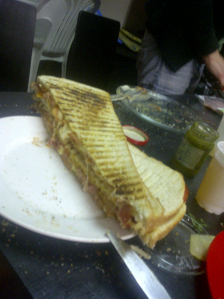 Maximizing the tosti experience at @incubate HQ