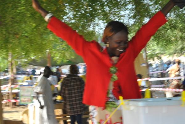 south sudan radio service