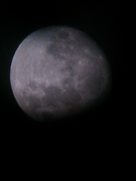 Luna afocal 13.6.11 #wonders