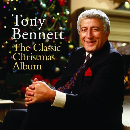 #playing Tony Bennett-The Classic Christmas Album-2011(#Xmas)  cd cover 