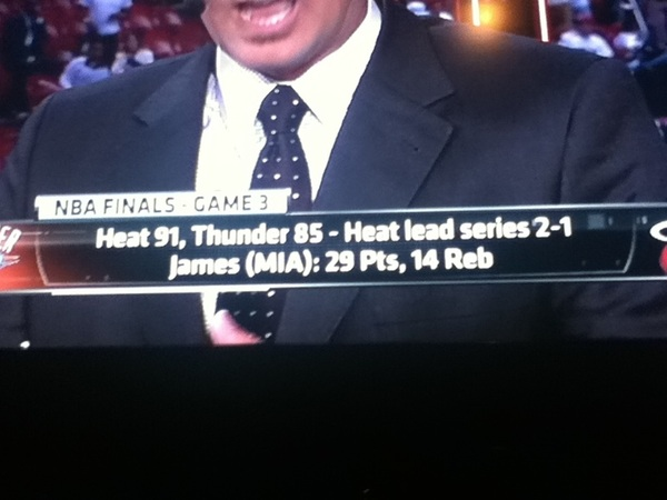 Yeah Buddy! #HeatNation