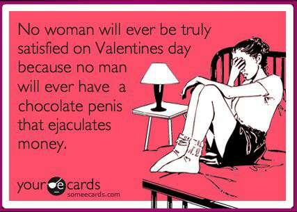 Women and #Valentine #Day ........... the best picture ever...