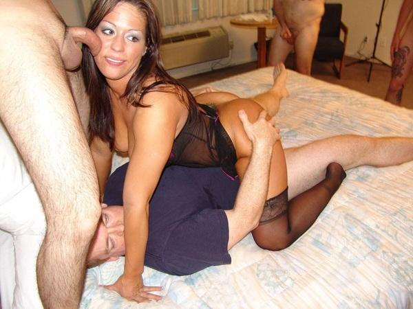 Strapon femdom mistress recording