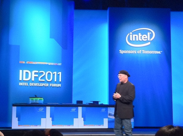 Ultrabooks Questions Answered by Intel VP Mooly Eden #IDF2011