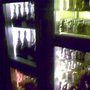 checking out twibble w/ pic of minibar from last night