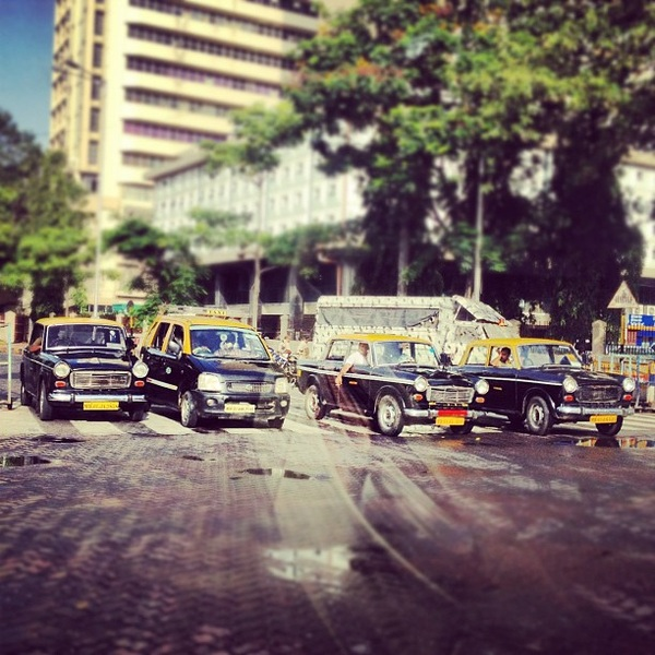 Mumbai cabbies