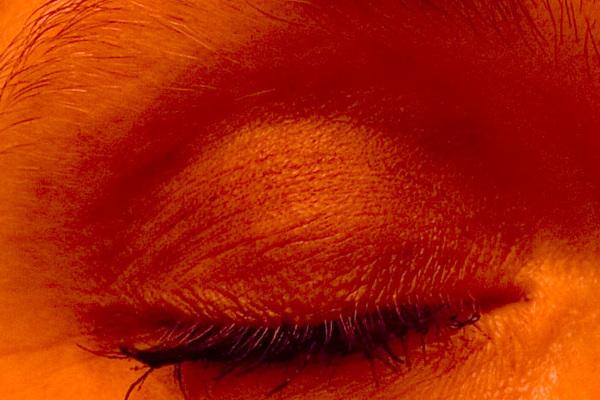 #zelfgemaakt Ochtendritueel: oogschilderijtjes #synchroonkijken