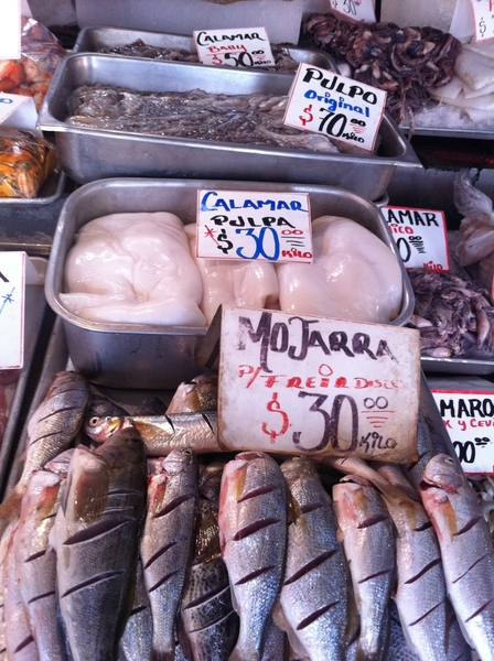 Ensenada hi-lites: Mercado Negro fish market: one of the best in Mexico!