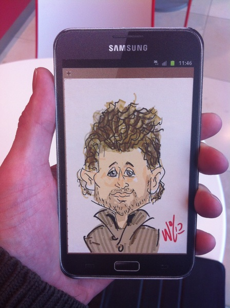 who's that guy? #drawsomething