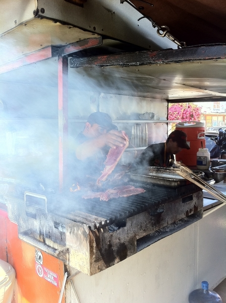 Taco Crawl #3: Washmobile tortas (sorry, not a taco): amazing grilled beef