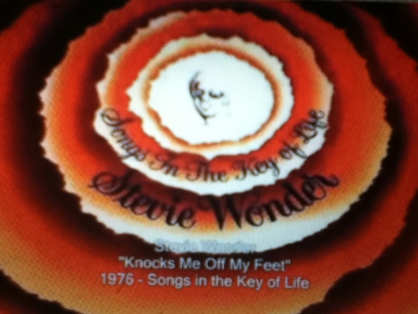 #NP Stevie Wonder - Knocks Me Off My Feet ☮