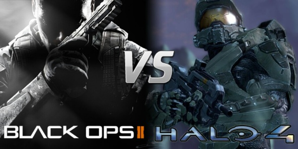 #BlackOps2 vs #Halo4 who U got? (This is like the Twilight of video games) LOL! #TeamManson #TeamMasterChief 