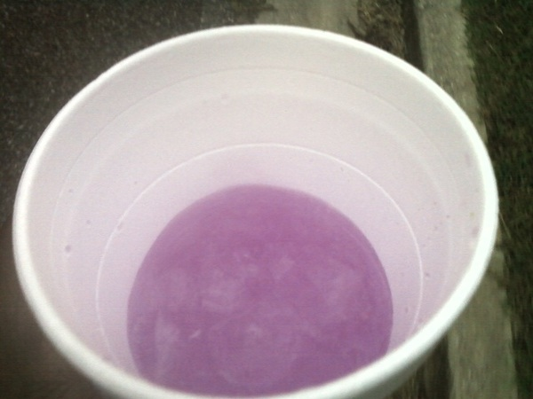 Full of dat #Lean dat #Drank  dat #purplestuff   im on 1.