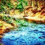 the creek~ Photo art