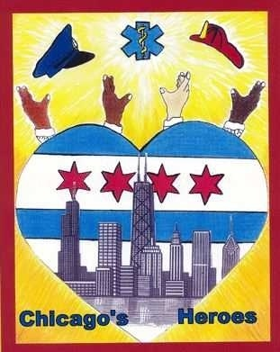 All hail to the G's of Chicago!!!! #7414Forever