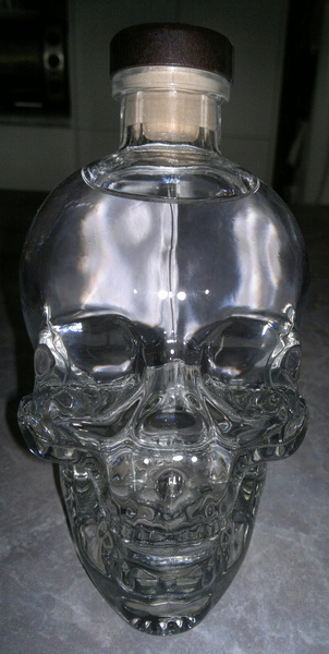 Can't wait to drink this #Crystal #Head #Vodka Hell Yeah!!!!!