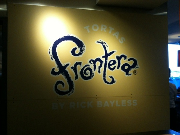 Salvation at ORD. Thank you, God/@rick_bayless.