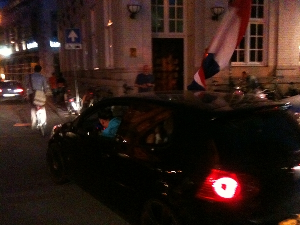 Feest #Maastricht #uruned #wc2010