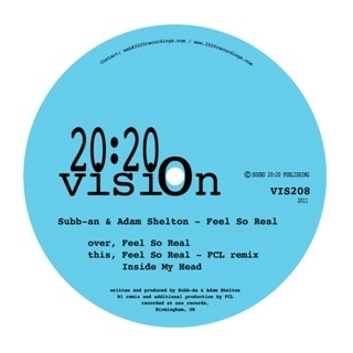 ♬ 'Inside My Head - Original Mix' - Subb-an, Adam Shelton ♪