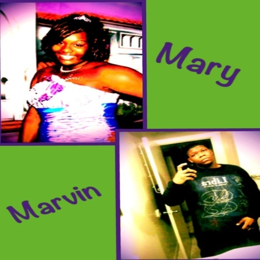 Mary nd Marvin 