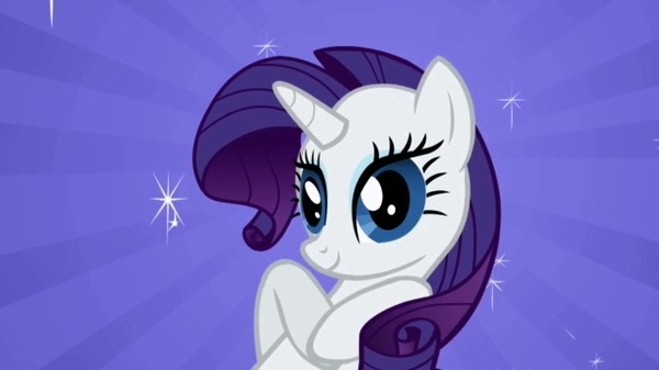 @PlayboyBPAC That's actually Twilight Sparkle. This is Rarity. ->