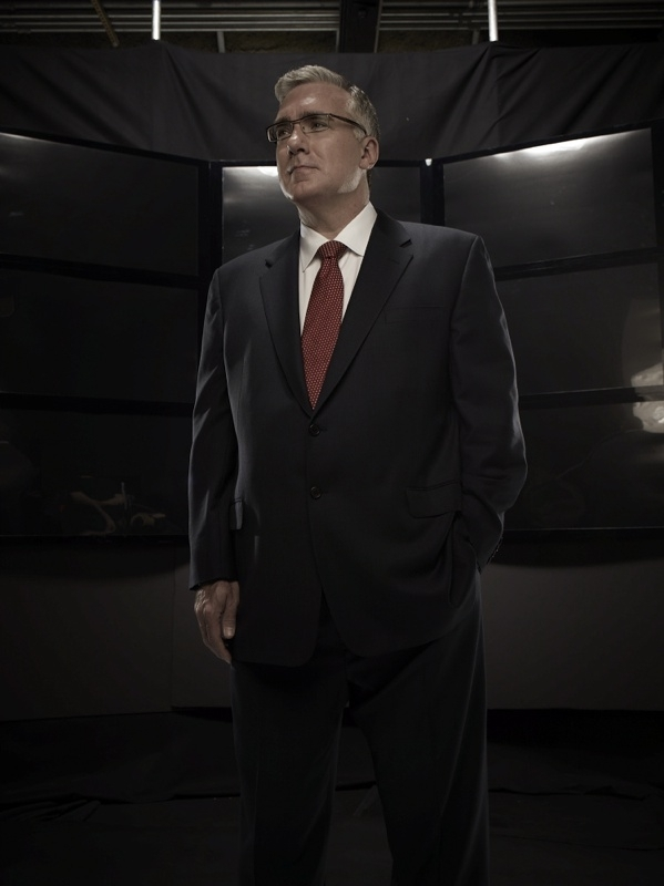 Keith Olbermann promotional photo