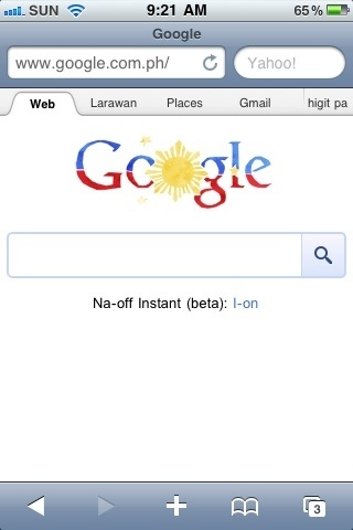 Happy 114th, Philippines! Mabuhay! thanks, Google... #happyindependenceday 