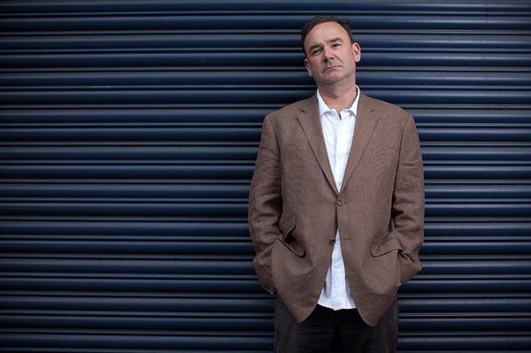 Labour MP, Jon Cruddas, shot for The Independent on Sunday yesterday. 