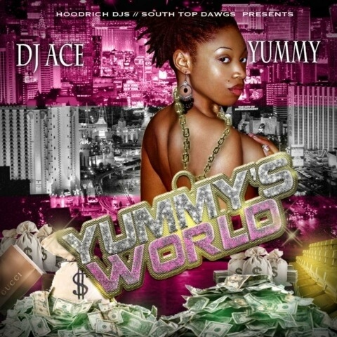 Tell a friend to tell a friend to tell a friend that  #YUMMYWORLD is dropping soon! Hosted by @therealdjace  #SCREAMYUMMY