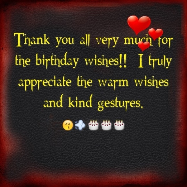 Thnks my all friends specially zee who are making my birthday thank you all for your warm wishes wish us all a happy life ahead like you all m4hsunfo