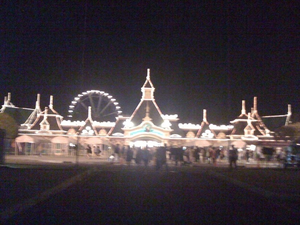 Been to Enchanted Kingdom :D and wow!! Lost my voice!!! 