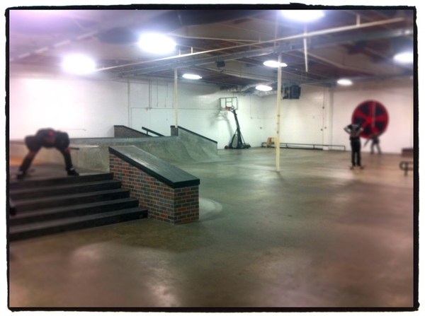 Just got done skatin w/ homiez for 4 hours funnest bro sesh ever thanx AVE, @BBiebel @guymariano MJ Dylan 