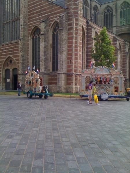 Nog meer orgels #draaiorgeldag