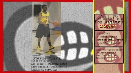 You can check out #top100camp MOP & #UofL target Stevie Clark on MTV 2 right now!