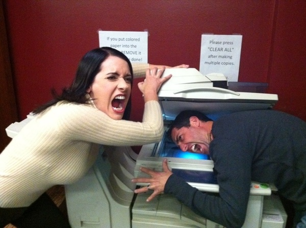 10 minutes after  @pagetpaget found out who moved her chair to the bathroom.