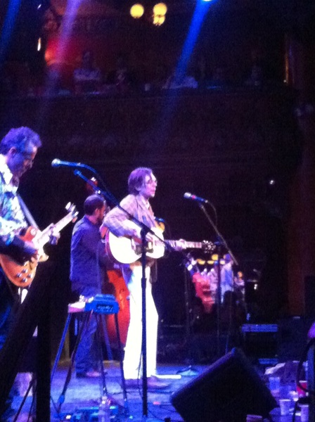 Justin Townes Earle at the Great American Music Hall, awkward, honest, and awesome.