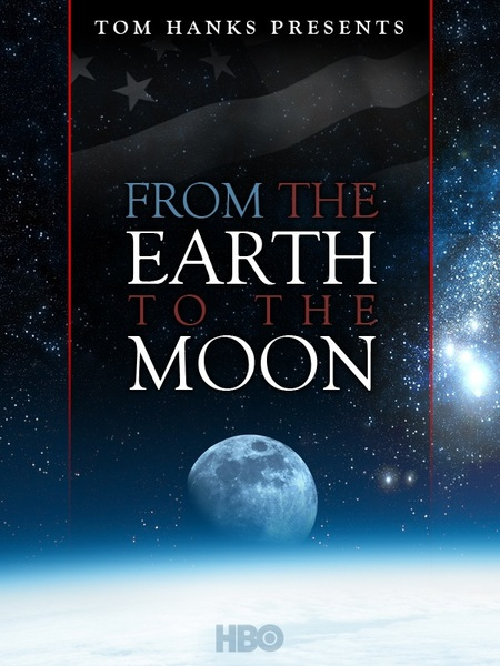 Couldn't find decent iTunes art for From the Earth to the Moon, so I made my own -