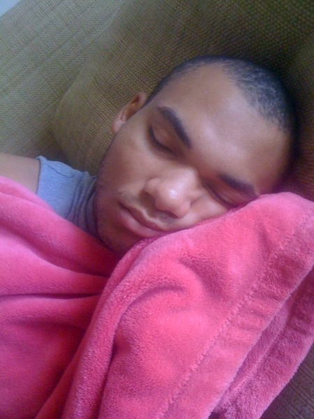 My baby soooo cute while he&#039;s nappin