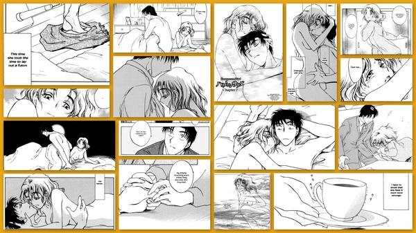 Anime manga sex