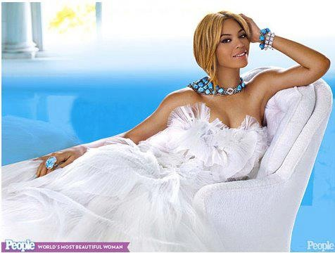 The worlds most BEAUTIFUL woman! #beyonce :) #angel #blue #white