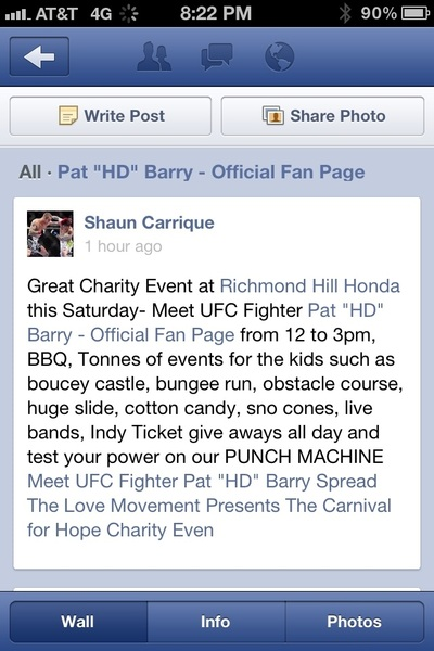 IF YOU CAN GET TO RICHMOND HILL HONDA ON SATURDAY DOOOOOO IT!!!