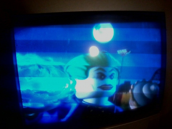 The LEGO Batman bit came on again. Just pure AWESOME! LOL #LEGO #Toys #Batman