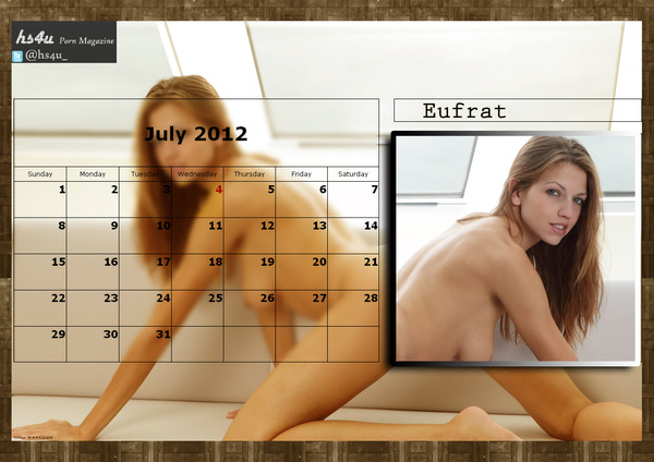 #Eufrat -> JULY 2012 hot calender , #beautiful #pornstar #model #respect #sexy #hot